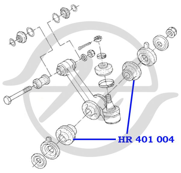 No HANSE: HR 401 004