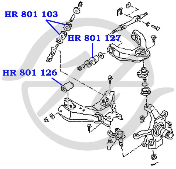 No HANSE: HR 801 103
