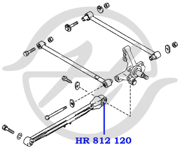 No HANSE: HR 812 120