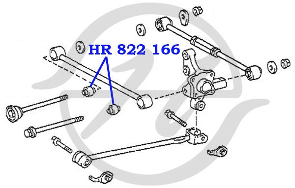 No HANSE: HR 822 166