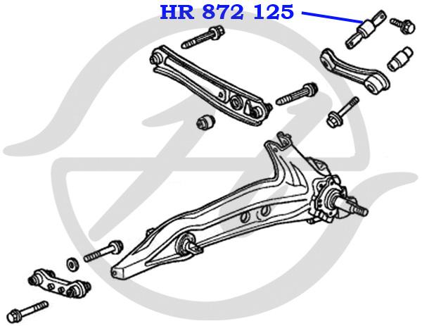No HANSE: HR 872 125